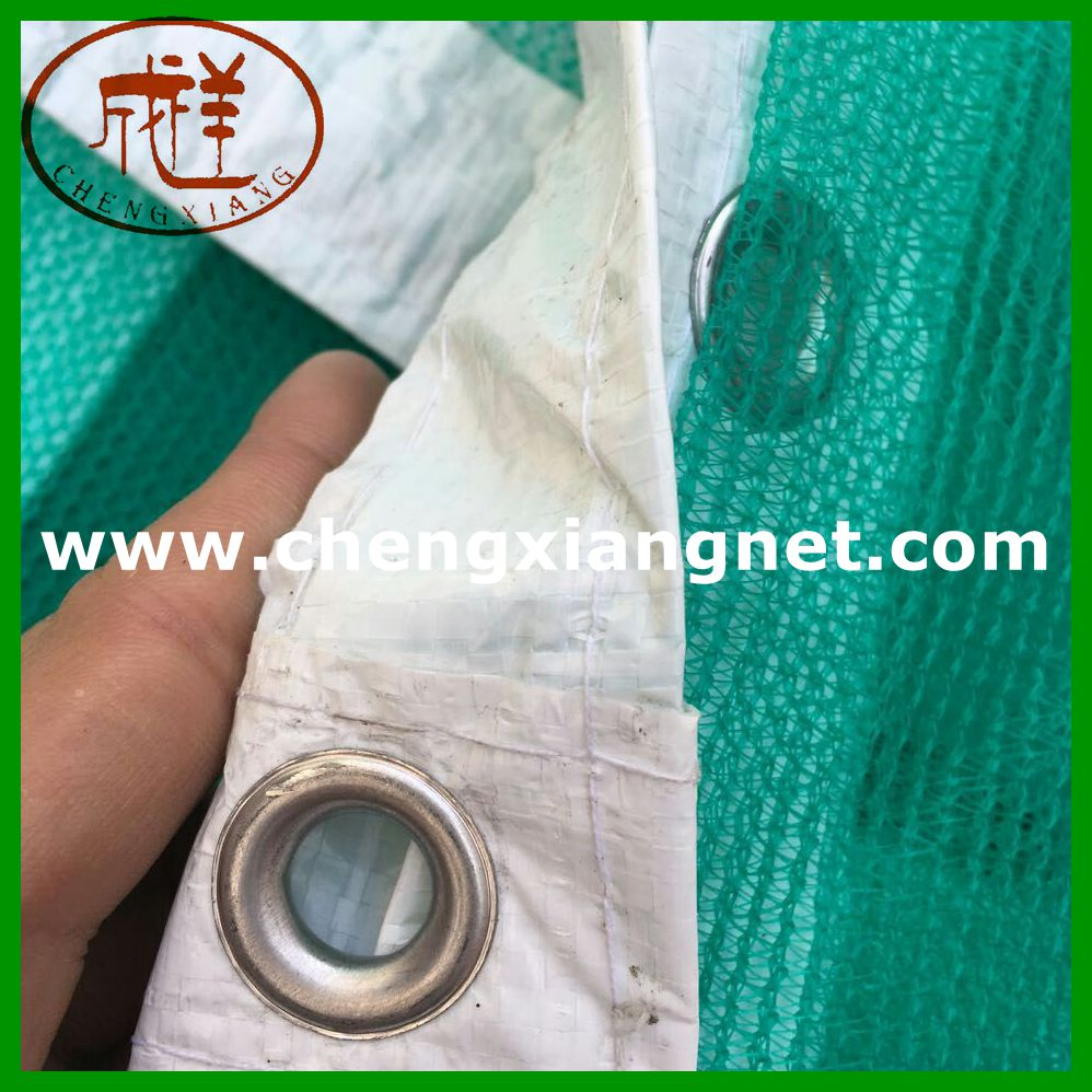 Building Cover Green Color Construction Net Safety Net