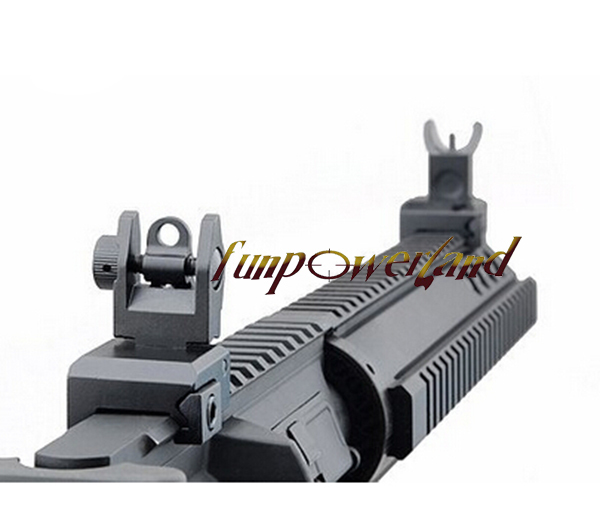 Funpowerland Trinity Force Flip Up Front and Rear Back up Iron Sight