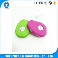 Key chain fob mini gps tracker with sos button GSM/GPS real time tracking GPS mini tracker