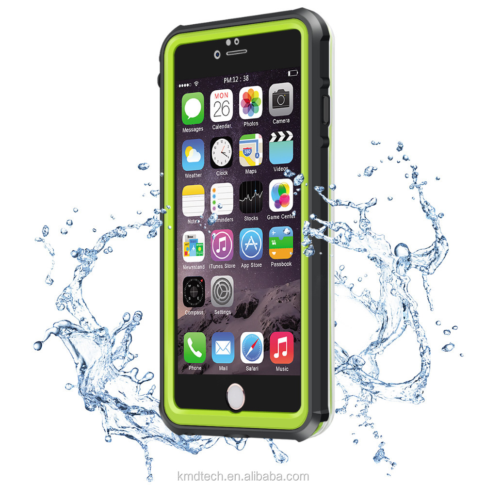 New Design Waterproof for iPhone Case, Waterproof for iPhone6 Case, for iPhone 6S Waterproof Case