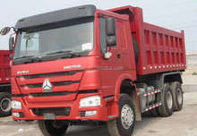 Factory Directly Delivery SINOTRUK HOWO 25 ton Small Dump Truck