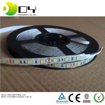 IP65 USB Cable Power LED strip light lamp SMD 3528 Christmas desk Decor lamp tape For TV Background Lighting 5V 50CM 1M 2M 3M 4M