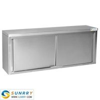 Stainless Steel Kitchen Cabinet/Affordable Modern Kitchen Cabinets/Kitchen Cabinet Model (SY-CB3518 SUNRRY)