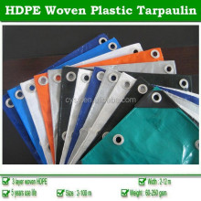 Brand new fire retardant tarpaulin, HDPE tarpaulin cover fabric