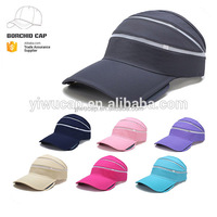 New fashion stylish sports baseball cap quick dry hats and caps with ear muff baseball cap