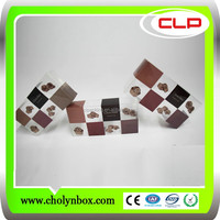 2016 customize sweet cardboard packaging box