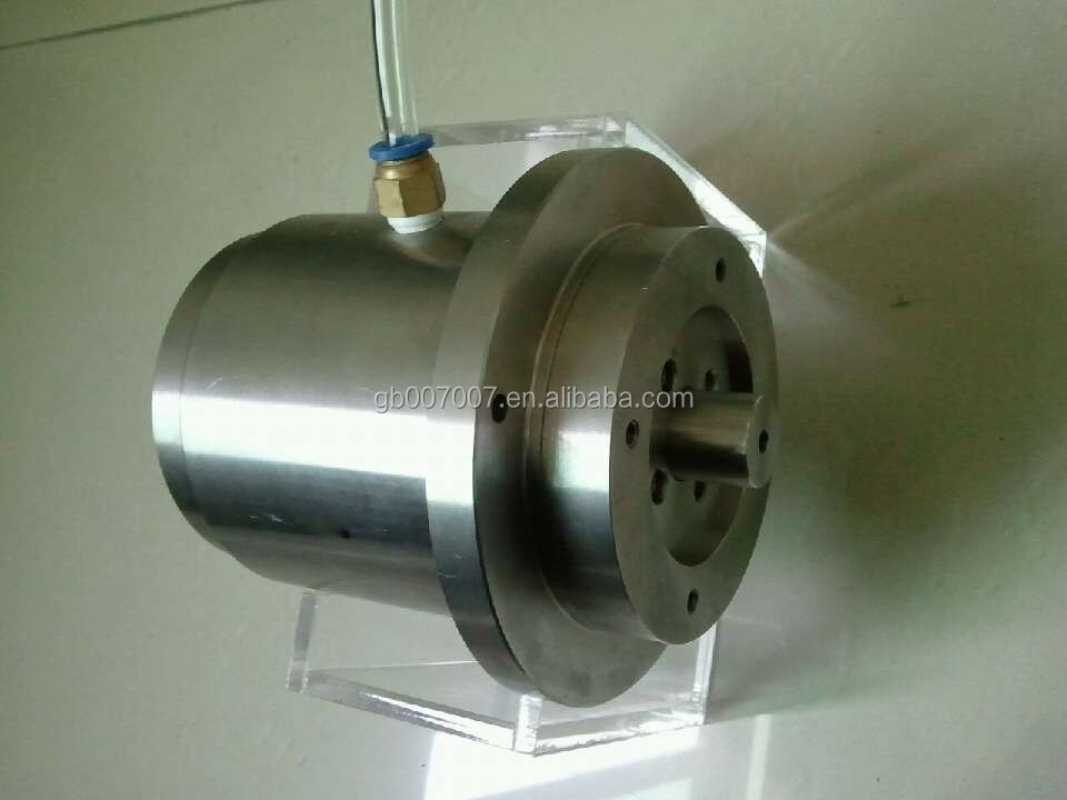 Customized high speed air bearing spindle high speed for High speed air motor