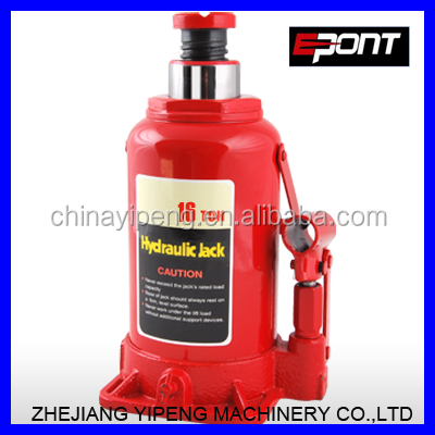 Factory Offering 16T Iron hydraulic jack
