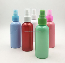 70 ml R20 plastic PET white/red colorful cosmetic 2.5oz bottles perfume