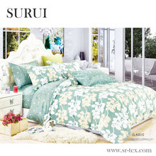 alibaba china cotton printing bedding set fabrics for Iraq