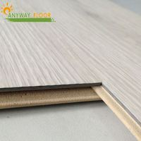 new product import export oak ash price for sal wood laminate flooring wood plastic