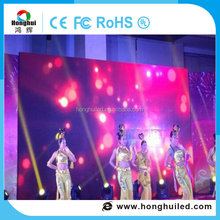 Shenzhen Good Price Indoor Rental SMD Stage Background P3 LED Video Wall