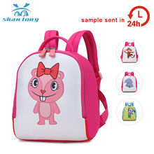 Cheap price cartoon cute kids bags school backpack school bag back pack