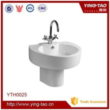 wall hung wash basin counter design