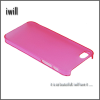 Super thin PC smartphone cover Strong protective phone case for iphone5 5c 5s