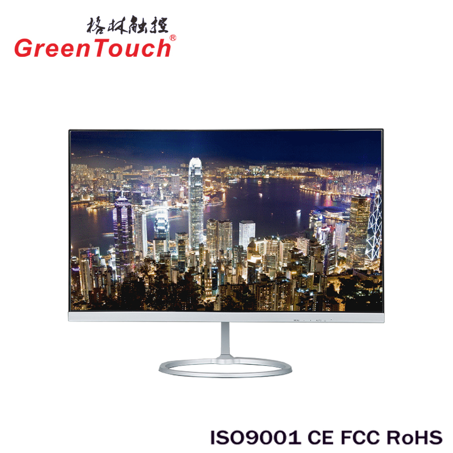 23.8inch wide screen nice looking ultra thin LCD <strong>monitor</strong>