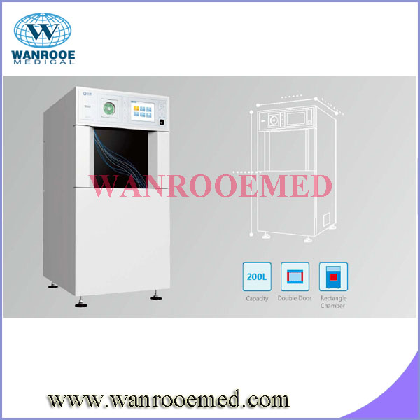 PS200 Plasma Sterilization with Finger Print Identification