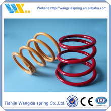 hot sale! high quality ! Tower spiral battery contact compression spring,plating