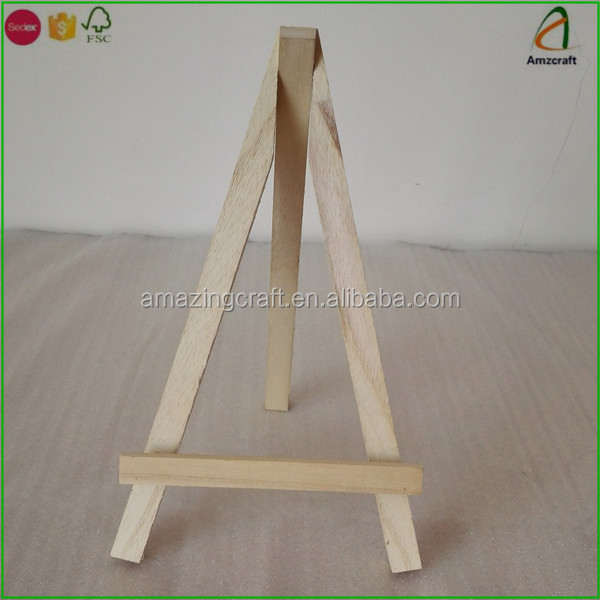 Wholesale Cheap Mini Wood Display Easels Display Painting