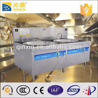kitchen tools and uses 2 burners induction stove kitchen cooking equipment for restaurant/hotel/factory