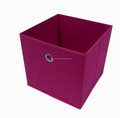 embossed non woven storage box foldable storage box
