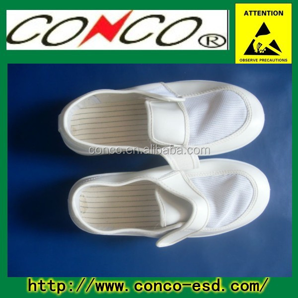 ESD antistaic Cleanroom safety shoes