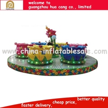 Mini merry-go-round, carousel horses plastic wholesale china