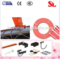 Soler main products! Safety Power rail for indoor Crane
