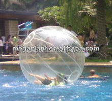 human hamster inflatable sports water balls for amusement water park
