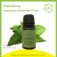 Bulk sale 100% pure natural peppermint essential oil with best prices for massage SPA oil