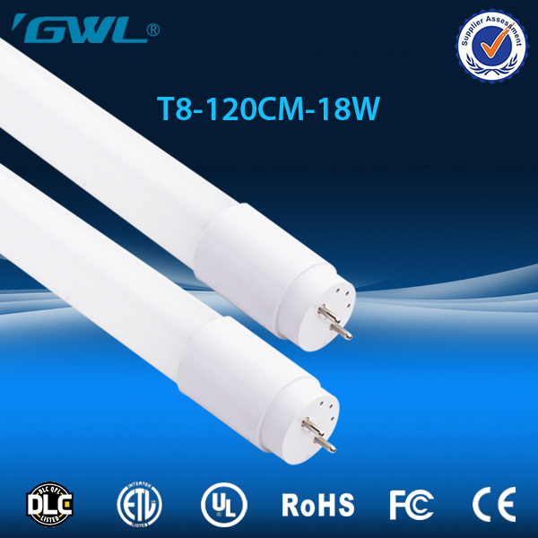 Best price UL DLC certified 18w T8 free japanese led tube