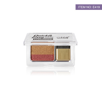 E419 Makeup Eyeshadow Palette Quick&Easy