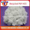7D/15D hollow conjugated polyester fiber for filling grade,hcs polyester fiber