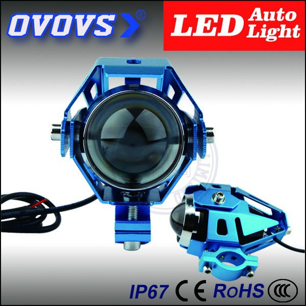 OVOVS Wholesale 12Volt 50w motorcycle headlight for Flashing <strong>Light</strong>