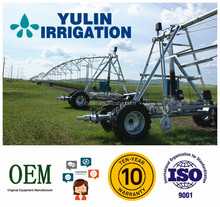 2017 FOUR WHEEL LINEAR MOVE IRRIGATION WITH FORROW GUIDANCE