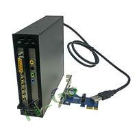 Переходник для установки видеокарты в слот PCI