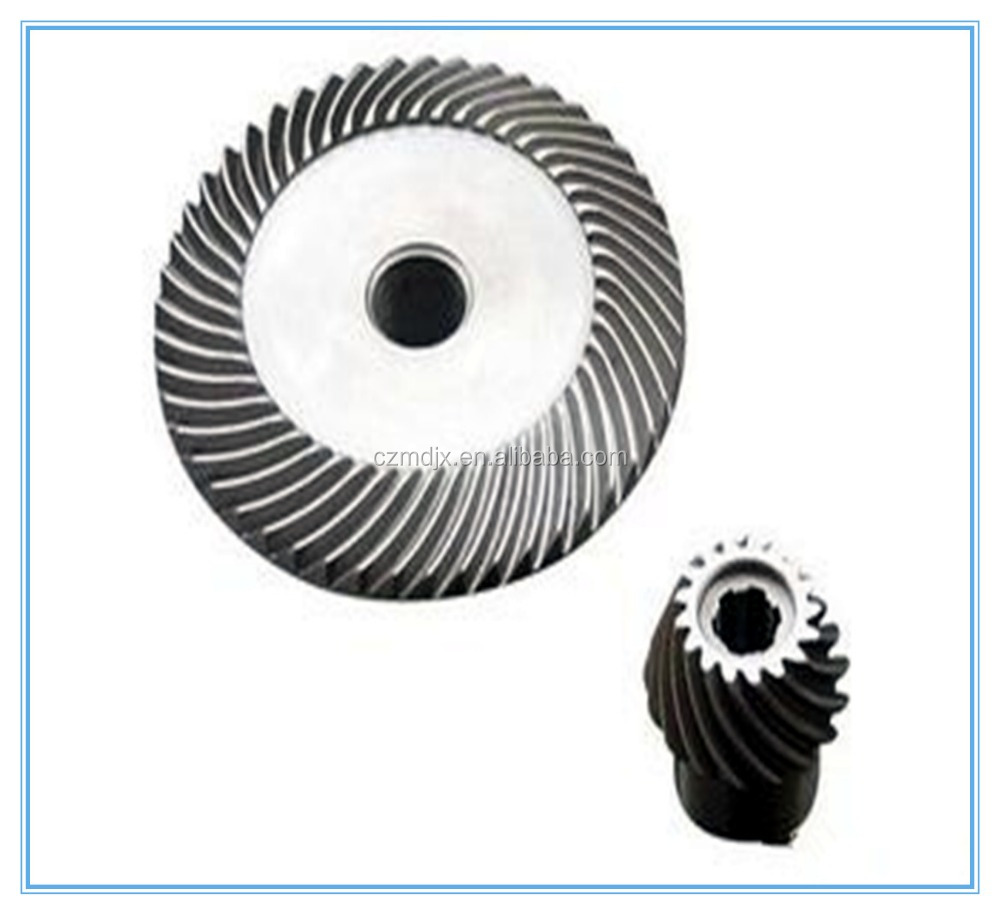 Crown Wheel & Pinion Gear for survival gear for motorcycle engine parts