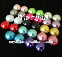 Colorful Flat Pearl Jewelry IN STOCK