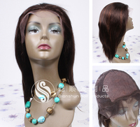 Wholesale Cheap silk top Full Lace Wig , long human hair wigs for women