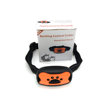 2017 Amazon New Popular Fashio Design Dog Training Collar Anti Bark Electric Shock Control Dog Collar