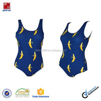 2015 new print women swimsuits swimwear bathing suit