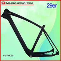 FM089 Light weight complete carbon mtb frame for sale 15.5'' 17.5'' 19'' 21'' frame carbon quadro de carbono 29er