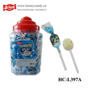 Milk Flavor Lollipop