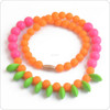 FDA Silicone Teething Necklace For Baby