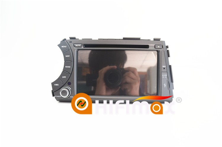HIFIMAX Android 5.1.1 car radio dvd gps navigation for SsangYong Kyron Actyon WITH Capacitive screen+SD 800*480 Resolution