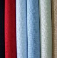 Cross Stitching Fabric