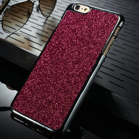 Luxury bling Case for apple iphone 6, for iphone 6 cover 7 colors