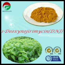 health tonic for diabetes nutural mulberry bark extract 1-deoxynojirimycin DNJ supplier in china