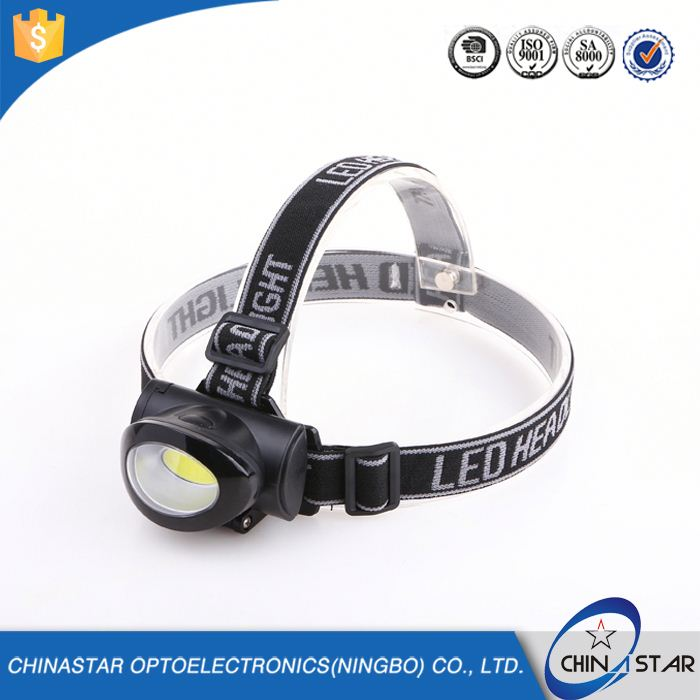 CE Certification new arrival solar head lamp