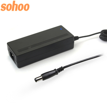 90W Laptop Charger AC Adapter 19.5V 4.62A Power Adapter for Dell Notebook Charging with 7.4*5.0mm DC Tip